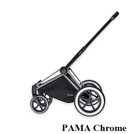 РАМА Chrome Cybex Priam Lux 2 в 1 All Terrain