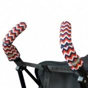 Чехлы CityGrips на ручки для коляски-трости