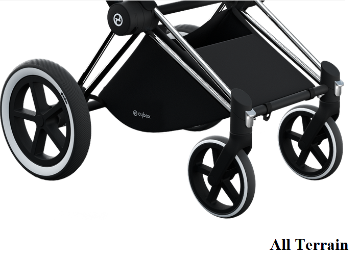 колеса Cybex Priam Lux All Terrain